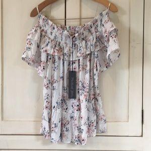 NWT MICHEAL STARS blouse